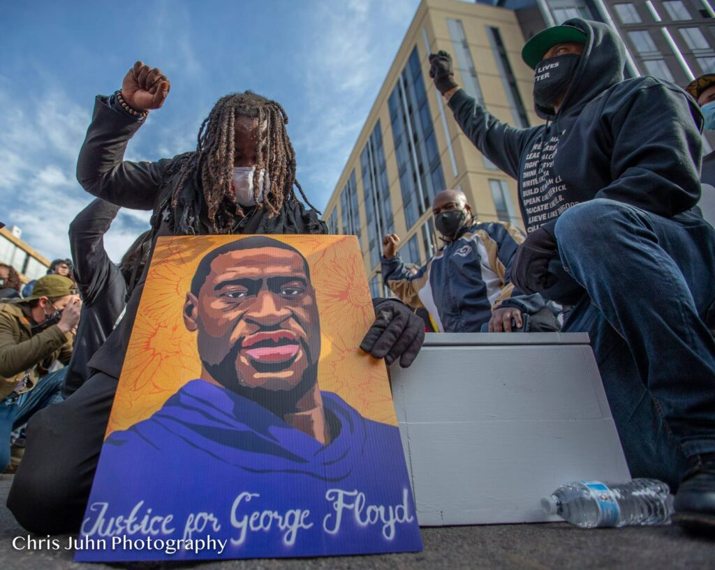 Jury Selection Process Raises Concerns for Those Seeking Justice for George Floyd