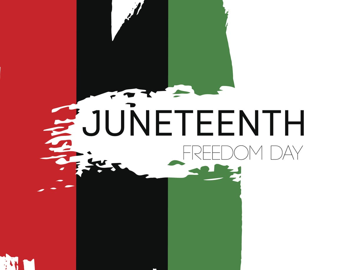Juneteenth Now a Federal Holiday